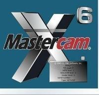 Round multifunction CNC programming software MasterCam9.0 \ 9.1 \ X2 X3 X4 X5 X6 X7, English version / multiple languages