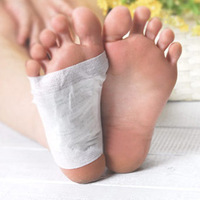 2013 New Genuine detox patches affixed to rid the body of toxins foot monolithic