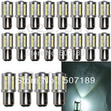 1000pcs T25 BAY15D 1157 Pure White 21 SMD LED Tail Stop Brake Signal Light Bulb 12V-30V  for wholesale   price  free shipping(China (Mainland))