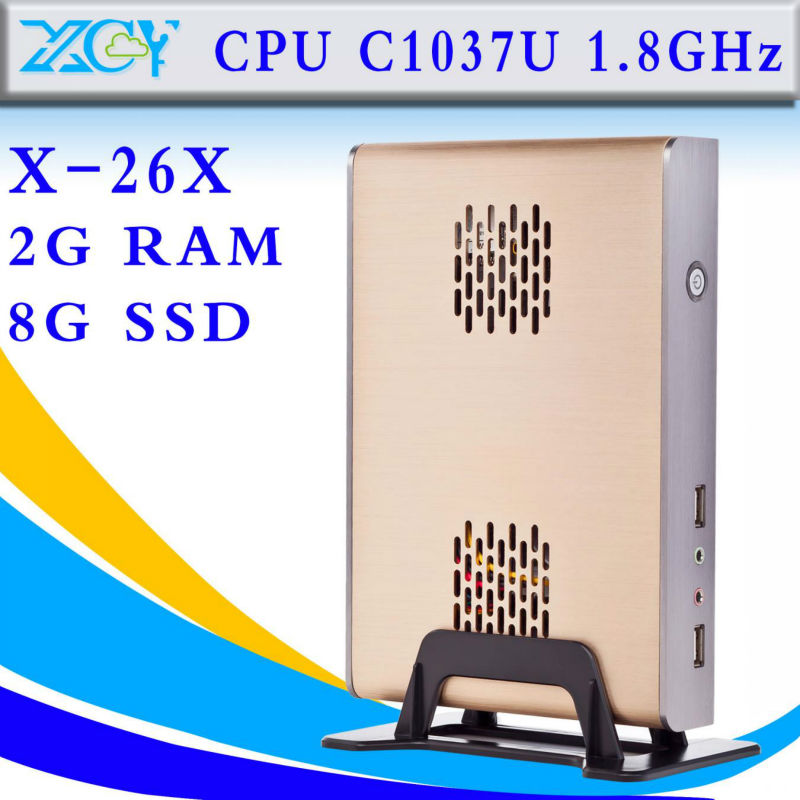 Drawing room computer thin client office networking run Linux/Ubuntu Office net computer terminal(China (Mainland))