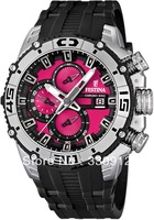 Promotion 2013 Festina Chrono Bike F16600/8 Chronograph Ihn Massives+ ORIGINAL BOX FREE SHIPPING