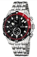 Promotion 2013 Festina F16603-4 Men's La Vuelta Stainless Steel Black Dial Chronograph Watch+ ORIGINAL BOX FREE SHIPPING