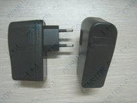 Portable Power Bank External US EU USB Home Wall Charger Adapter 5v 2A 500pcs/lot