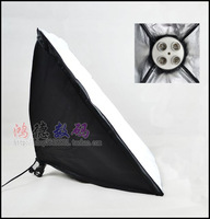 Lamp holder light bulb softbox 50 70cm photographic equipment dome light lights up