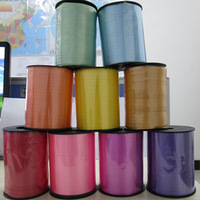 Free Shipping 500yard Ribbons Wholesale 10 More Color Stock Foil Balloons Cartoons Latex Helium Balloons Supplier