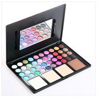 Pro 44 colors eyeshadow & powder makup kit palette
