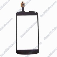 New Touch Screen Digitizer For LG Google Nexus 4 E960 Black Parts+ Free Hongkong Tracking
