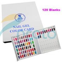Brand New Nail Polish Color Book UV Gel Color Card Nail Tech Book Dropshipping Retail SKU:F0192