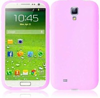 For Samsung Galaxy S4 Rubber SILICONE Soft Gel Skin Case Phone Cover Baby Pink