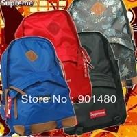 NEW HOT SALE Supreme shoulder bag backpack schoolbag school bag