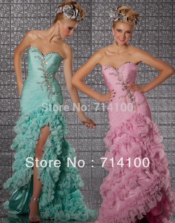 Famous Prom Dress Designers Designer Prom Dresses