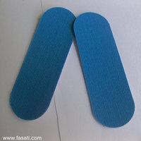 30pcs 2.2cm*7.7cm kinesio finger tape strips fingerboard finger protection tape elastic velcro finger skateboard grip finger