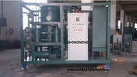 Transformers oil maintenance, oil filtration unit | Old transformer oil filter/Used transformer oil filtration equipment