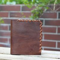 Short  purse design cowhide male wallet key clutch bag men personality casual genuine leather vintage wallet trend 2013