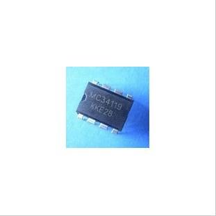 MC34119 Low Power Audio Amplifier MC Devices telephone audio amplifier circuit voltage(China (Mainland))