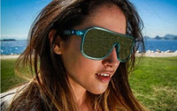 20pcs/lot Free Shipping 7 Colors 2013 Hot Selling New Absurda Guanabara women men Fashion Sunglasses 3620