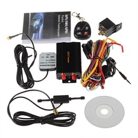 Promotion! 1pcs TK103B Car GPS GPS/GSM/GPRS GLOBAL Tracker Tracking Device With Remote Control For Vehicle