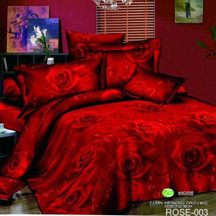 Red King Size Bedding Sets Car Interior Design