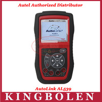 [Authorized Autel Distributor] 2014 New Arrival Autel AutoLink AL539 OBDII+Electrical Test Tool DHL Free Shipping