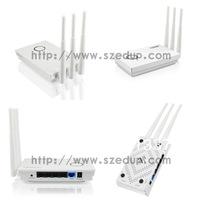 Free Shipping! 300Mbps Wireless Broadband Router,EP-WR2603 integrates 4-port switch, firewall,NAT-router and Wireless AP