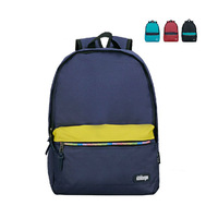 2013 canvas backpack male student school bag preppy style female bags