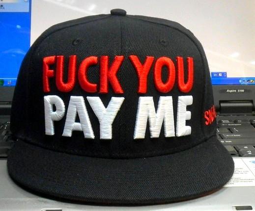 Fuck You Pay Me Jay Z 65