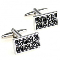 Star Wars copper cufflinks 5 Pairs Free Shipping for gift Promotion