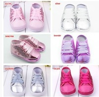 Promotion. Hot sales pink silver baby paillette shoes kids bling sequins shoes baby girls toddler baby shoes