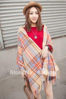 South Korea female bag mail scarf winter wool collar Korean thickened the Warm Winter Scarf Collar head  01a