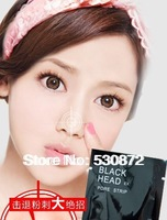 Facial minerals Hot selling free shipping  Nose Blackhead Remover mask face pore strip health beauty care deep Cleansing Pad