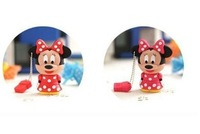 10pcs/lot Mickey Minnie Mouse Cartoon USB Flash Drive 1GB 2GB 4GB 8GB 16GB 32GB SB Flash 2.0 Memory Drive Stick Pen/Thumb