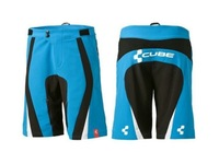 2013 New Cube cycling bike bicycle ridding shorts wear M~XXXL