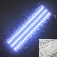 20 x Super Bright 5630 LED Module SMD 3 LEDS Cool White Light Waterproof 12V DC
