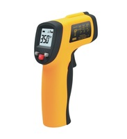 Benetech LCD Digital Infrared Thermometer Pyrometer Laser Point Temperature GM300 Meter Free Shipping