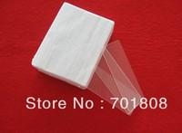 clear quartz glass slide 75*25*2mm
