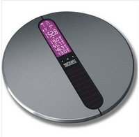 Top quality household scales,stainless steel weighing scale can measure body weight, fat, moisture, bones and muscles