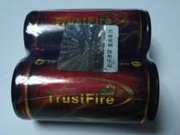 TrustFire 18350 1200mah 3.7V Li-ion rechargeable Protected battery with button top/18350 battery 18350
