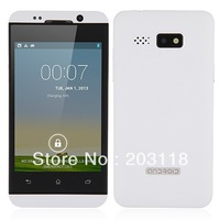 HTM H10 MTK6572 Dual Core 1.0GHz 4.0 Inch Screen Android 4.2 Smart Phone Dual Cameras WiFi Bluetooth