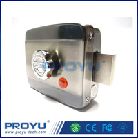 High quality single cylinder Mute Electric lock for access control PY-EL15-1