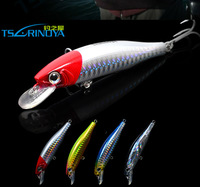 Trulinoya DW19 85mm/14g Quality Plastic Minnow fishing lures fishing hard bait