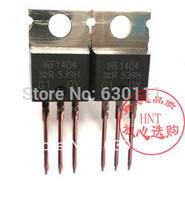 Free shipping 10PCS IRF1404  IRF 1404 TRANSISTOR TO-220