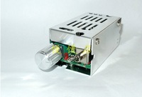 PWM DC motor variable speed / reversing switch / pulse motor speed control switch / 12-40V converter
