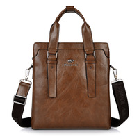 2013 man bag business bag fashion handbag briefcase vertical laptop bag
