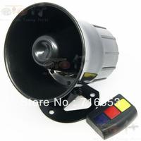 Motorcycle tritune horn motorcycle horn refires to the siren multi-tone horn 12 v 3 speaker