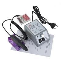 1 PCS Manicure Pedicure Acrylics Gel Polish Electric Drill Nail Set Kit 10W 220V Newest Brand New