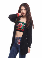 2014 New Arrival Women Buster Corsets, Tube top,Embroidery strapless Tube Dress for gril free shipping