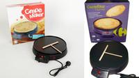 Factory Wholesale Crepe Makers Upscale pizza Machine Hot Sell Pancake Machine Beautifully Pancake Fruit Machine