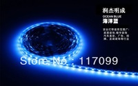 5M LED strip 5050 Waterproof Flexible 300 LED Strip + 12v 5A power adapter,free shipping