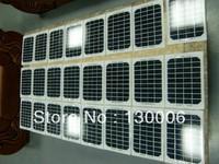 5W/9V  glass solar panel/solar cells/sun energy  Environmental protection and energy saving