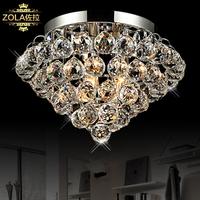 Cambonzola modern fashion brief crystal lamp luxury ceiling aisle lights entranceway lighting cl9164-350